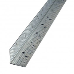 ANGULO ESQUINERO 30 X 30 X 0.4MM 2.40MT METALCON
