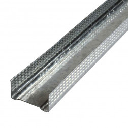 Canal Economico 39 X 20 X 0.5mm 3mt Metalcon