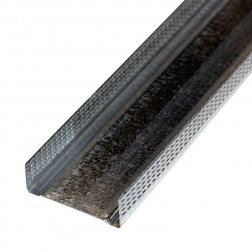 Canal Normal 61 X 20 X 0.5mm 3mt Metalcon