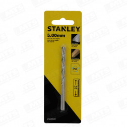 [D] DISPL. BROCA HSS STANLEYDW 5.0MM DW140500C