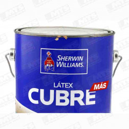 Latex Cubre Mas Damasco Gl Oferta