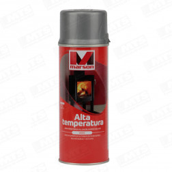 SPRAY ALTA TEMPERATURA ALUMINIO 485ML MARSON