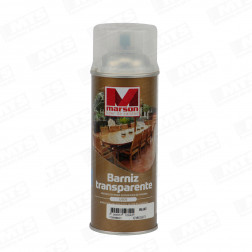 SPRAY BARNIZ TRANSP. BRILLANTE 485ML MARSON